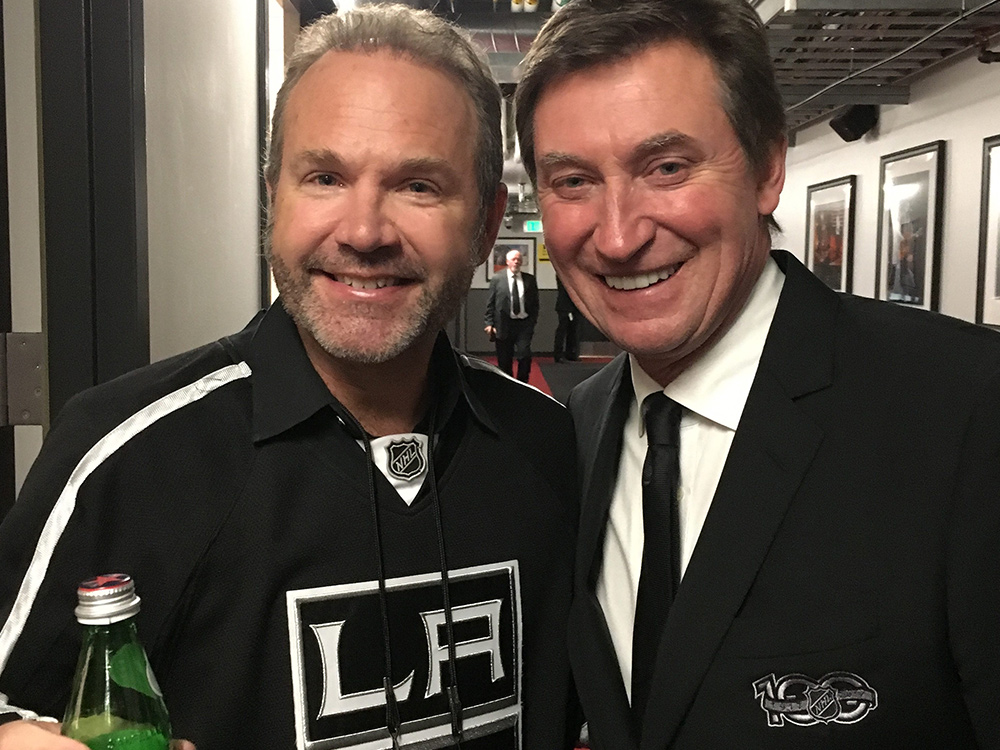 "John performs ""100 years"" at NHL 100 Celebration"