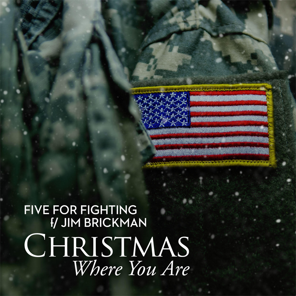 Five For Fighting - Christmas Where You Are