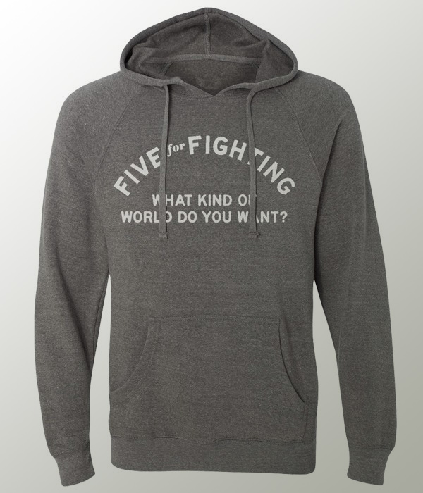 What Kind of World do You Want Hoodie