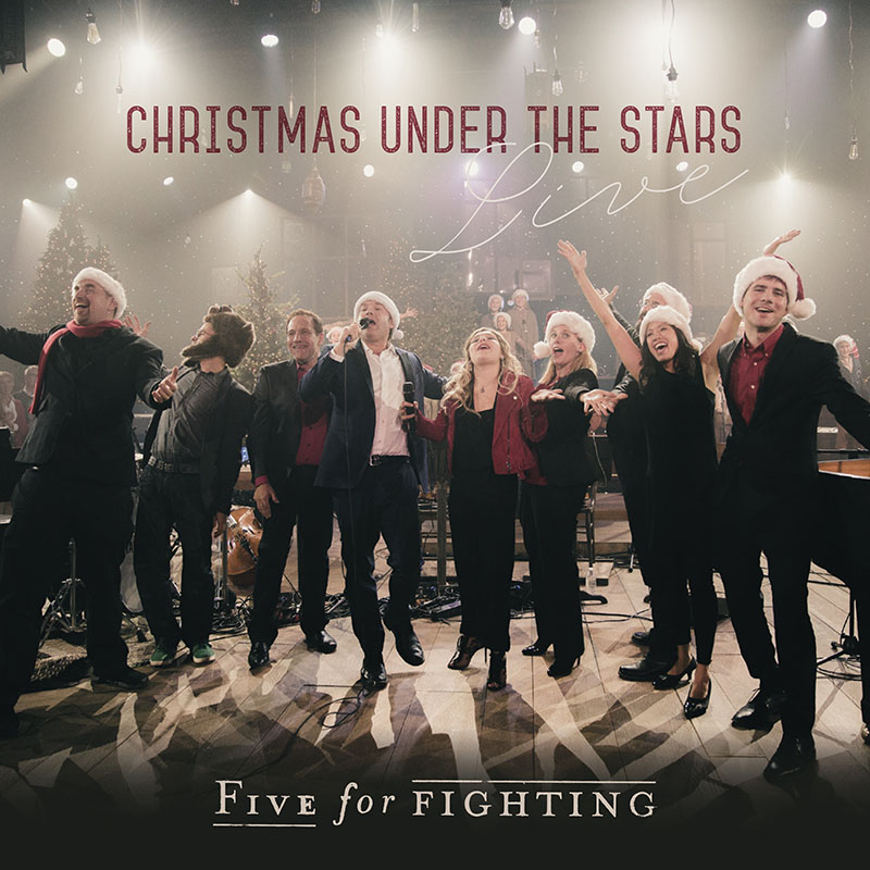 News – Five For Fighting