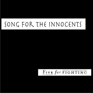 Live with String Quartet Album Available Now – Five For Fighting